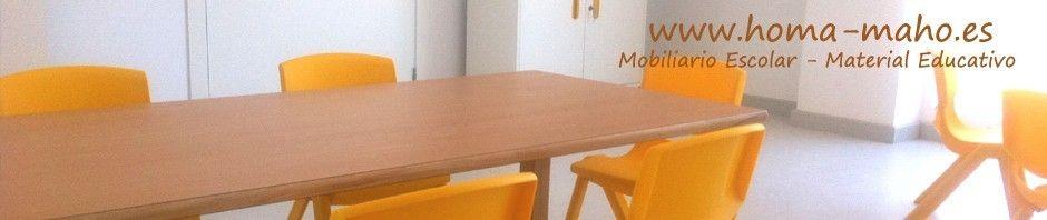 Mobiliario Escuelas Infantiles - Equipamiento Escuelas Infantiles